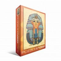 Пазл Пазл Маска Тутанхамона 1000 элементов, EuroGraphics 6000-9931
