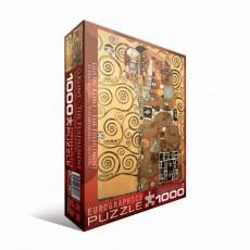 Пазл Пазл Объятия Густав Климт, 1000 элементов, EuroGraphics 6000-9961