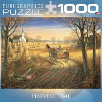 Пазл Пазл Сбор Урожая 1000 элементов, EuroGraphics 8000-0606