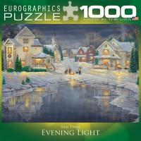 Пазл Пазл Вечерний свет 1000 элементов, EuroGraphics 8000-0609