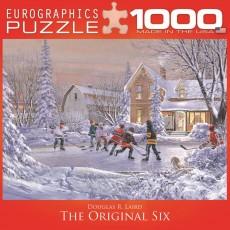 Пазл Пазл Шестерка игроков 1000 элементов, EuroGraphics 8000-0612