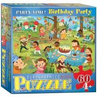 Пазл  День Рождения 60 элементов, EuroGraphics 6060-0468