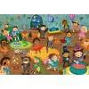 Пазл  Костюмированная вечеринка 60 элементов, EuroGraphics 6060-0470