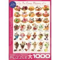 Пазл  Мороженное 1000 элементов, EuroGraphics 6000-0590