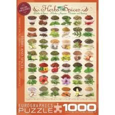 Пазл  Травы и специи 1000 элементов, EuroGraphics 6000-0598