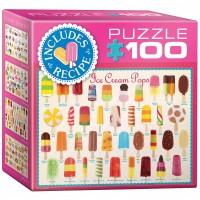 Пазл  Мороженное 100 элементов, EuroGraphics 8104-0520