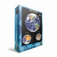 Пазл Ирисы Винсент ван Гог, 100 элементов, EuroGraphics 6000-1003