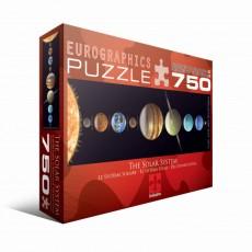 Пазл Североамериканский горизонт 3000 элементов, EuroGraphics 6005-0067