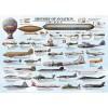Пазл Старинные почтовые марки 1000 элементов, EuroGraphics 6000-0086