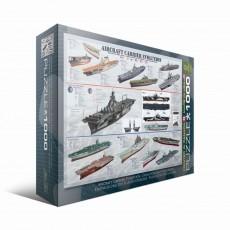 Пазл Каменный дом 3000 элементов, EuroGraphics 6000-0129