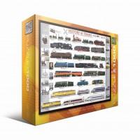 Пазл Ресторан Tre Marchetti 1000 элементов, EuroGraphics 6000-0251