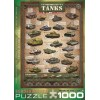 Пазл Японский сад 3000 элементов, EuroGraphics 6000-0381