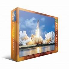 Пазл Старт космического Шаттла, EuroGraphics 6000-4608