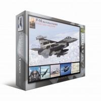 Пазл F-16 в полете, EuroGraphics 6000-4956