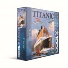Пазл Титаник, EuroGraphics 8000-0389