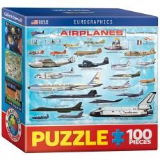 Пазл Самолеты, EuroGraphics 8104-0086