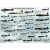 Пазл Самолеты 2-й Мировой войны, EuroGraphics 8300-0075