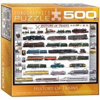 История поездов