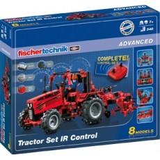 Конструктор  fischertechnik Трактор с ДУ , fischertechnik FT-524325