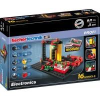 Конструктор  fischertechnik Изучаем электронику , fischertechnik FT-524326