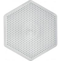 Поле для термомозаики Midi, большой шестиугольник, Hama 276