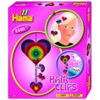 Набор термомозаики Заколки для волос , Hama 3225