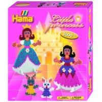 Большой Набор термомозаики Маленькая принцесса , Hama 3230