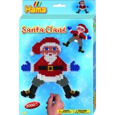 Набор термомозаики Дед Мороз , Hama 3422