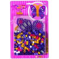 Набор термомозаики Бабочка , Hama 8908