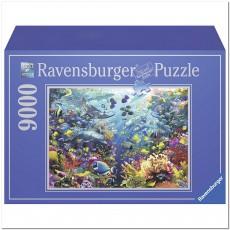 Пазл  Райский подводный уголок 9000 элементов, Ravensburger RSV-178070
