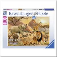 Пазл Морские сувениры 1000 элементов, Ravensburger RSV-194223