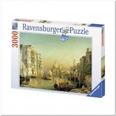 Пазл  Большой канал, Венеция 3000 элементов, Ravensburger RSV-170357
