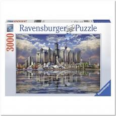 Пазл Североамериканский горизонт 3000 элементов, Ravensburger RSV-170661