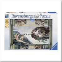 Пазл Современный Рим Джованни Паннини, 5000 элементов, Ravensburger RSV-174089