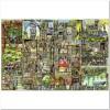 Пазл Причудливый город 5000 элементов, Ravensburger RSV-174300