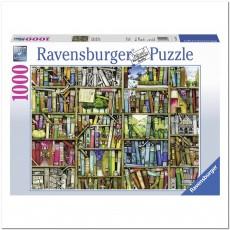 Пазл Причудливый книжный магазин 1000 элементов, Ravensburger RSV-191376
