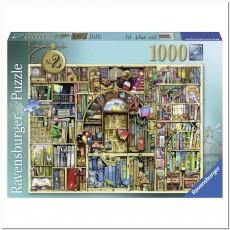 Пазл Причудливый книжный магазин №2 1000 элементов, Ravensburger RSV-194186