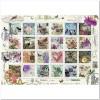 Пазл Старинные почтовые марки 1000 элементов, Ravensburger RSV-195268