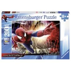 Пазл  Бесстрашный Человек-Паук 200 элементов, Ravensburger RSV-126859