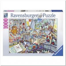 Пазл Игрушки, 1000 элементов, Ravensburger RSV-195213