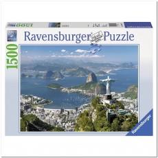 Пазл Коттеджи на лугу 5000 элементов, Ravensburger RSV-163175