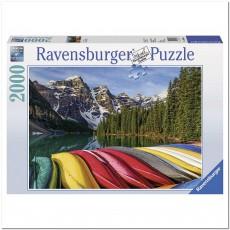 Горные каноэ 2000 элементов, Ravensburger RSV-166473