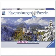Пазл Североамериканский горизонт 3000 элементов, Ravensburger RSV-166916