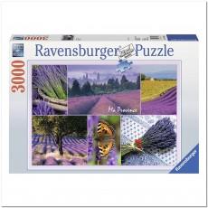 Пазл  Прованс, Франция 3000 элементов, Ravensburger RSV-170609