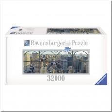 Пазл  Вид на Манхеттен 32000 элементов, Ravensburger RSV-178377