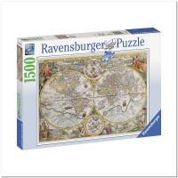 Пазл Романтическая Венеция 3000 элементов, Ravensburger RSV-163816