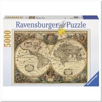 Пазл Причудливый город 5000 элементов, Ravensburger RSV-174119