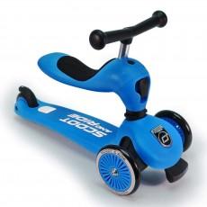 Самокат Scoot and Ride серии Highwaykick-1 синий, от 1 года, до 20кг  (SR-160629-BLUE)
