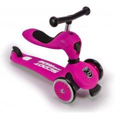Самокат Scoot and Ride серии Highwaykick-1 розовый, от 1 года, до 20кг  (SR-160629-PINK)